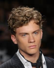 brown curly hair boys picture 13
