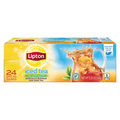caffeine free diet lipton iced tea mix picture 7