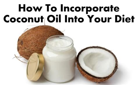coconut oil diet picture 6