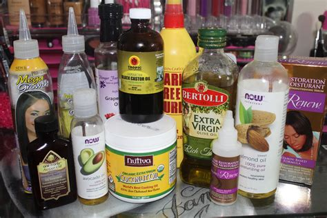 oils to grow african american hair picture 1