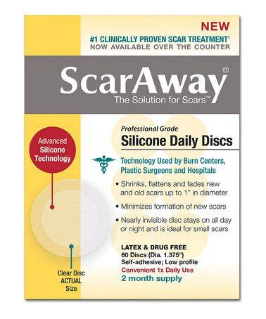 is there scaraway scar diminishing serum in mercury picture 8