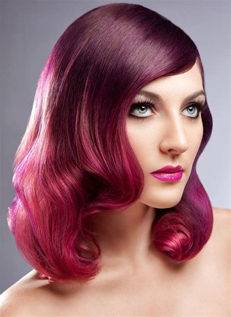 purple and pink hair color picture 2