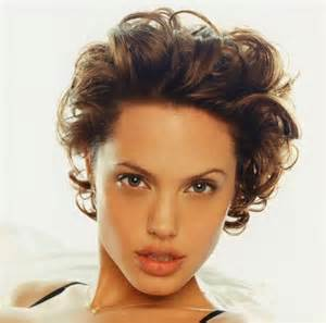 angelina jolie short hair pics picture 1