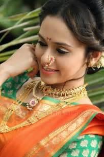 x marathi women saree open picture 1