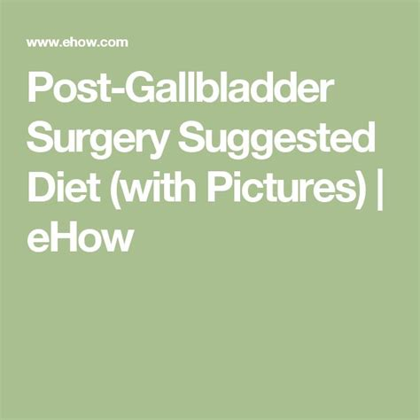 after bladder diet gall surgery picture 3