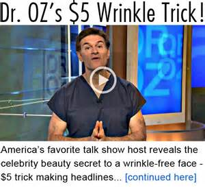 dr oz wrinkle cream picture 6