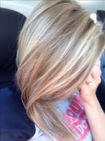 blonde hair highlights picture 14