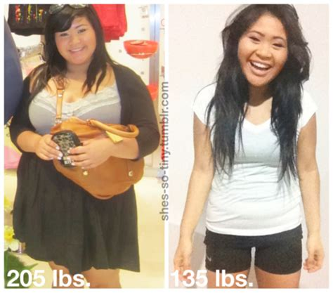 before and after weight loss picture 5