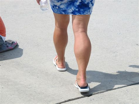 female muscular legs especially calves picture 11