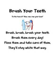 bushing teeth song and preschook picture 5