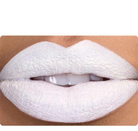 white lips picture 5