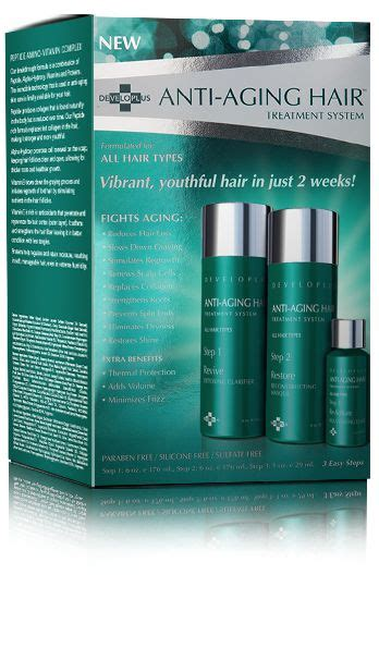 anti-aging hair treatment system picture 14