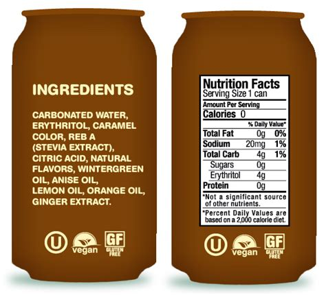 a & w root beer diet ingredients picture 2