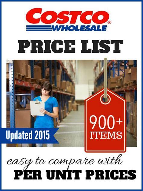 costco price list 2015 picture 1