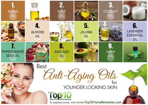 carrier oils for homemade anti-ageing, anti-wrinkle, skin in picture 3
