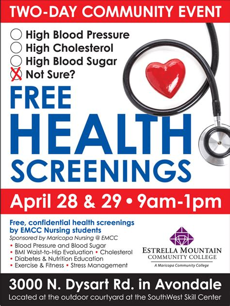 free cholesterol screenings in ocean county picture 4
