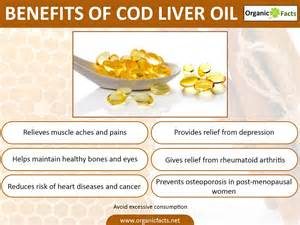 health benifits of cod liver oil picture 1