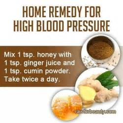 Blood pressure home remedy treatment picture 2