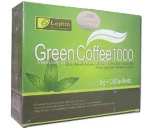 green coffee herbal drink picture 9