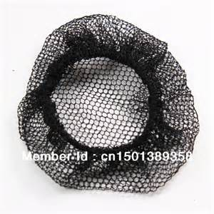 hair bun net and accessories picture 7