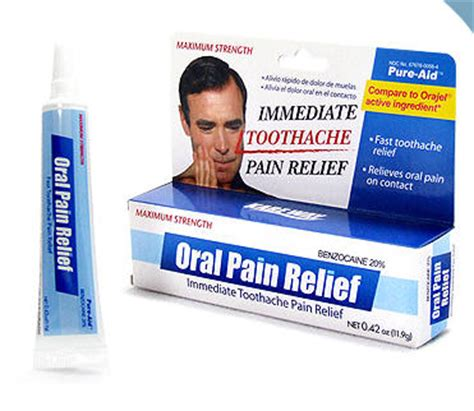 oral pain relief picture 6