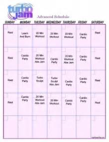 rockin body and turbo jam hybrid schedule picture 1