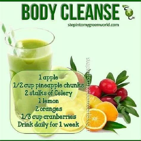 homemade body cleanse picture 3