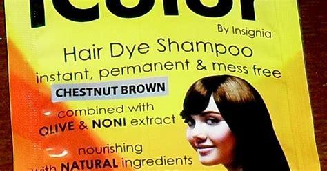 icolor organic hair dye shampoo picture 3