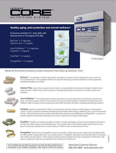 advocare mns side effects picture 13