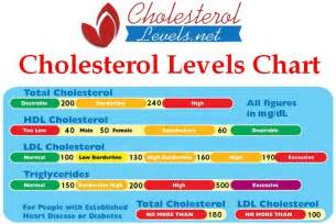 High cholesterol level picture 3