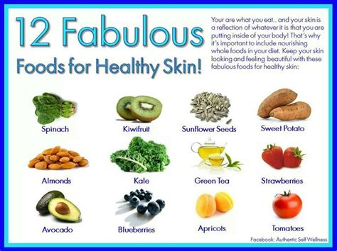food for good skin picture 2