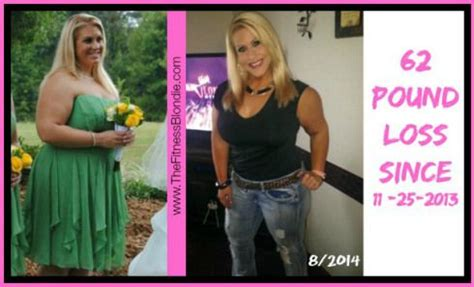 blondie weight loss picture 7