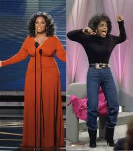 how did oprah lose her weight in 2013 picture 10