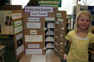 drink stains your teeth the most science fair picture 7