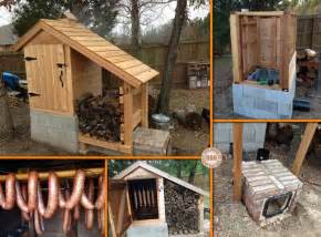 how to build a smoke house picture 5