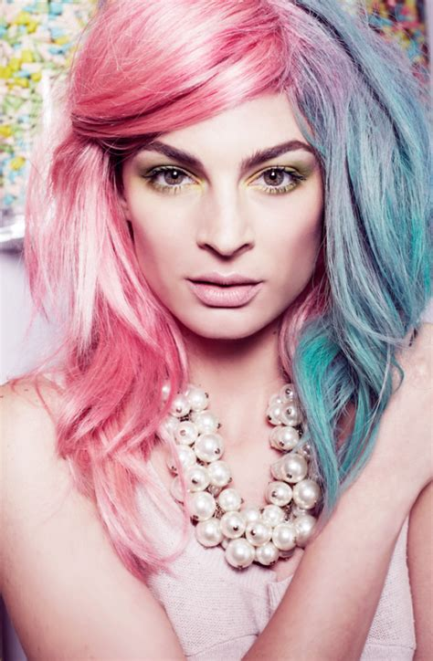 buy purple and pink hair dye picture 4