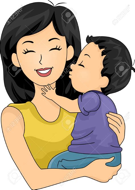 cartoon big moms on small boy picture 13