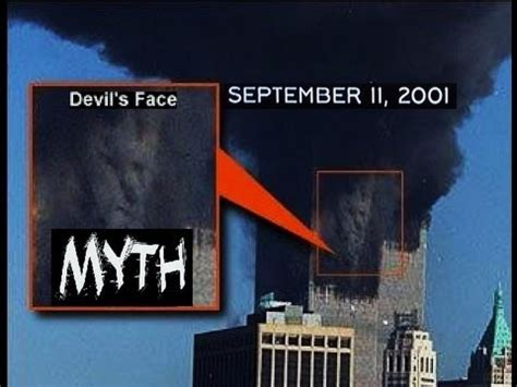 face of devil in smoke at wtt on picture 12