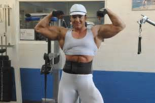 female muscle growth saradas picture 7