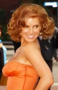 Jessica simpson red hair picture 7