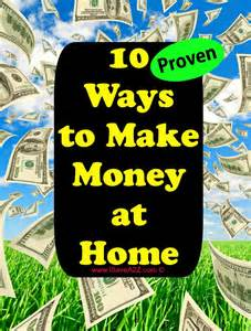 ways to make money from home picture 15