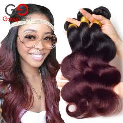 danager with human hair extension picture 13