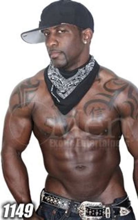 who is the black male stripper with a picture 9