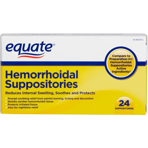 hemorrhoidal suppsitories picture 1