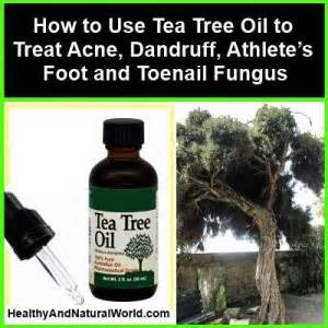 how to treat nail fungus using tea tree picture 11