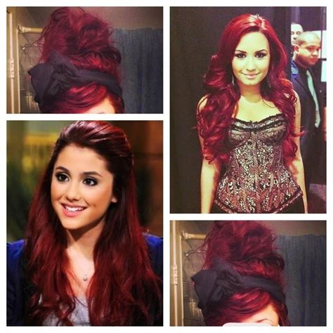 coloring your hair red picture 2