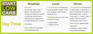 atkin's diet daily schedule picture 3