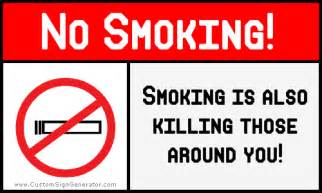 second hand smoke facts picture 13
