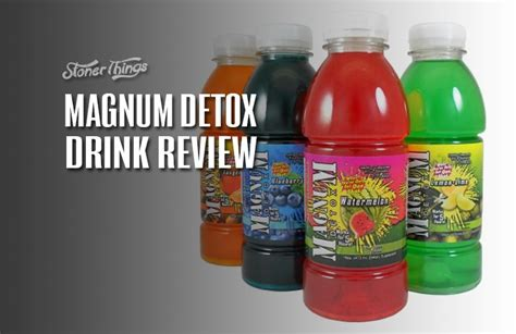 all reviews on magnum 32oz detox drinks for picture 1