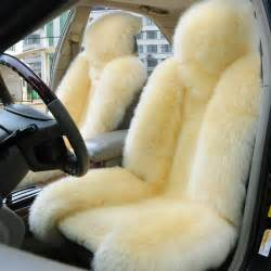 2 tone sheep skin seat covers picture 18